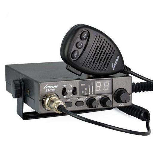 CB RADIO LUITON LT298 12/24V