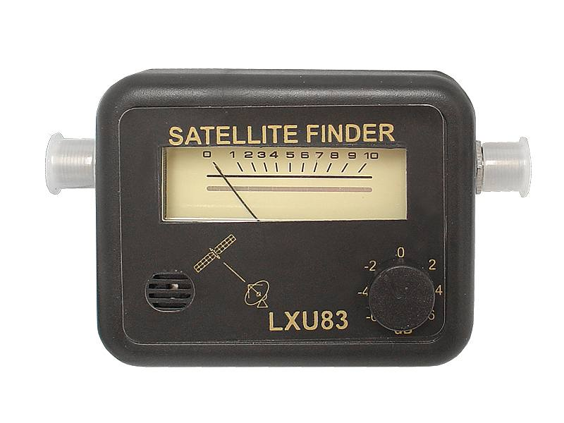 MIERNIK SAT-FINDER ASF01