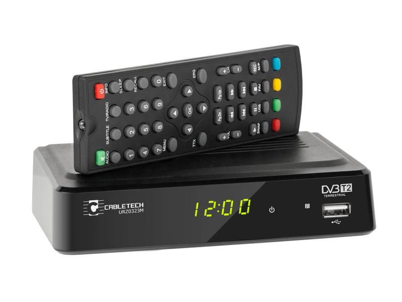 TUNER DVB-T2 HD Cabletech URZ0323M