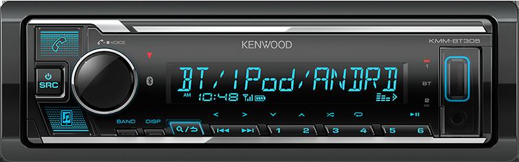 RADIO KENWOOD KMM-BT305